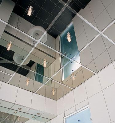 Металлический потолок — фото 24