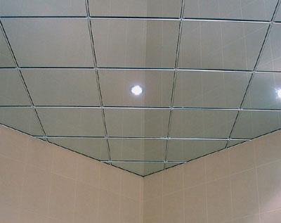 Металлический потолок — фото 26