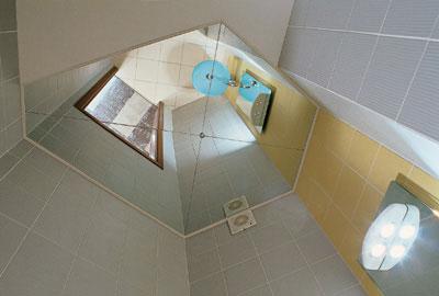 Металлический потолок — фото 27