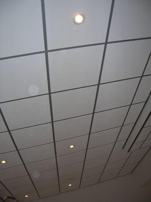 Подвесной потолок — фото 56