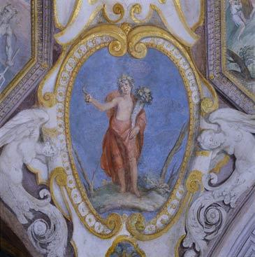 Роспись потолка — фото 375