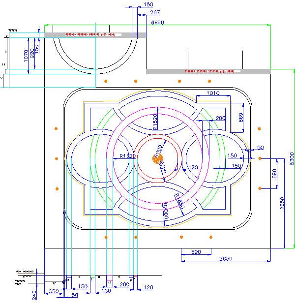 конструкция натяжного потолка - конструкторы.