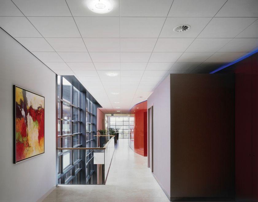 Потолок  из минерального волокна Ultima+ от Armstrong