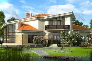 Проект дома A-032-P