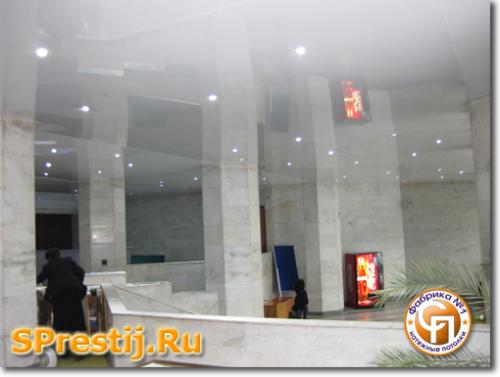 Натяжной потолок от СтройПрестиж - фото 3