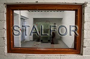 Противопожарное окно от Сталфор