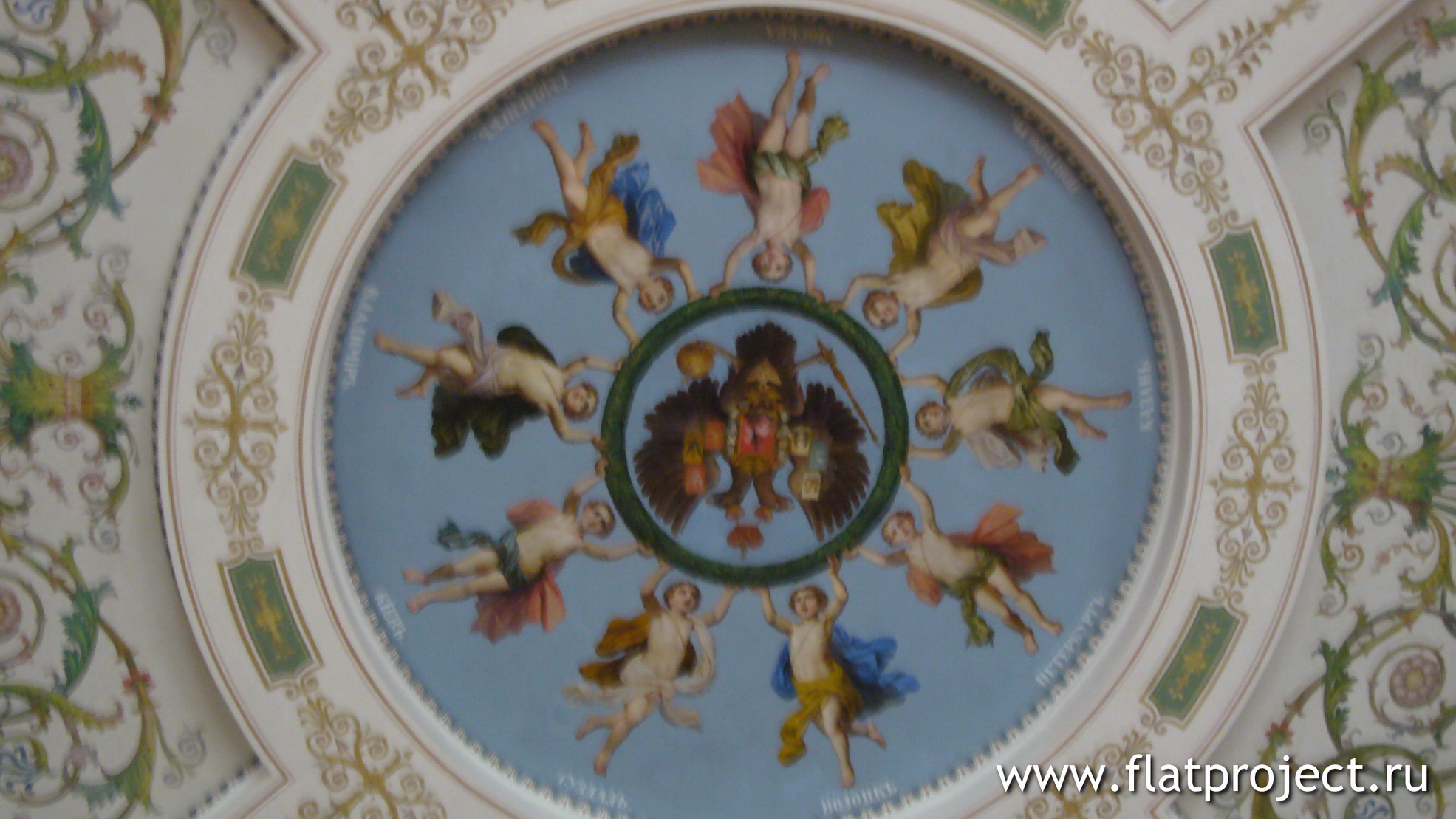 The State Hermitage museum interiors – photo 267
