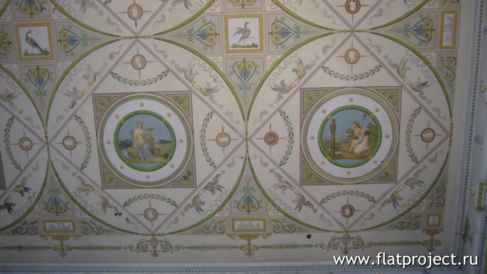 The State Hermitage museum interiors – photo 258