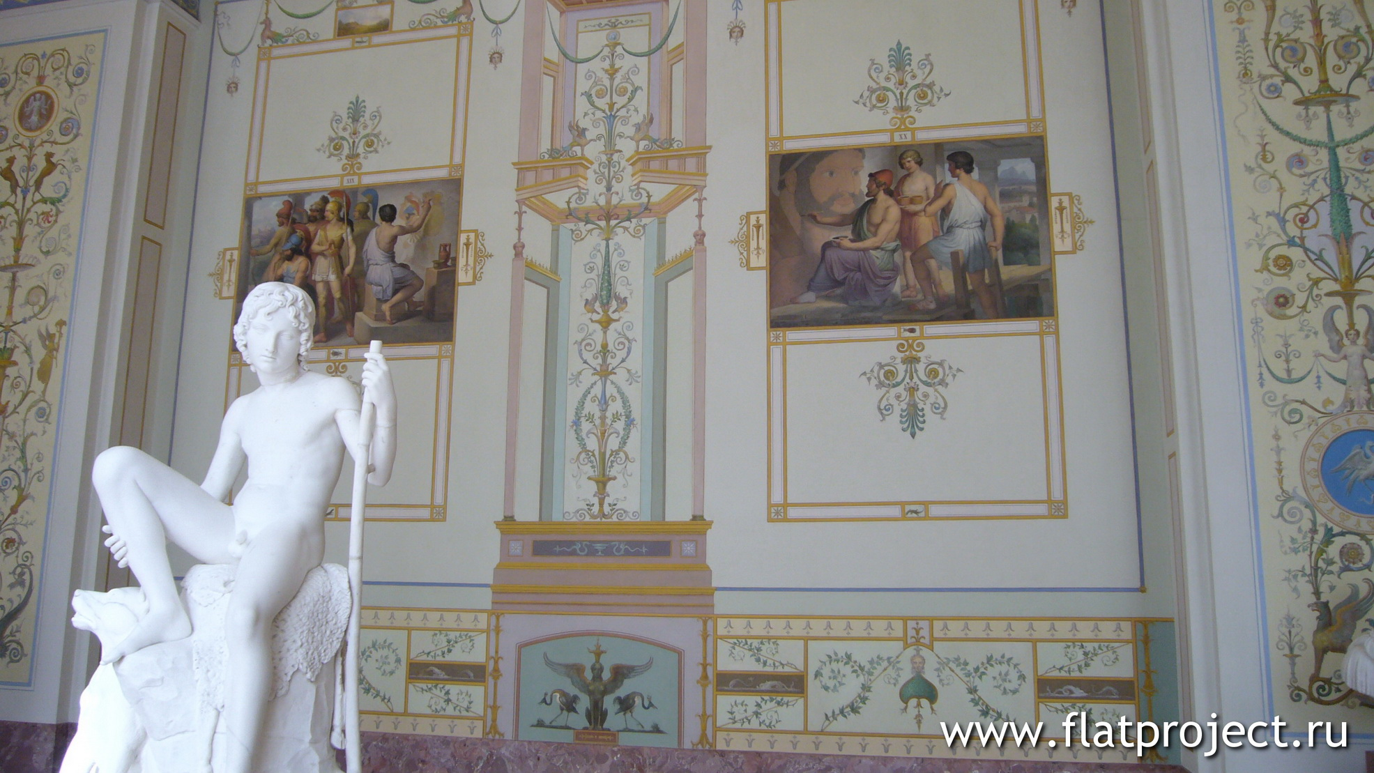 The State Hermitage museum interiors – photo 243
