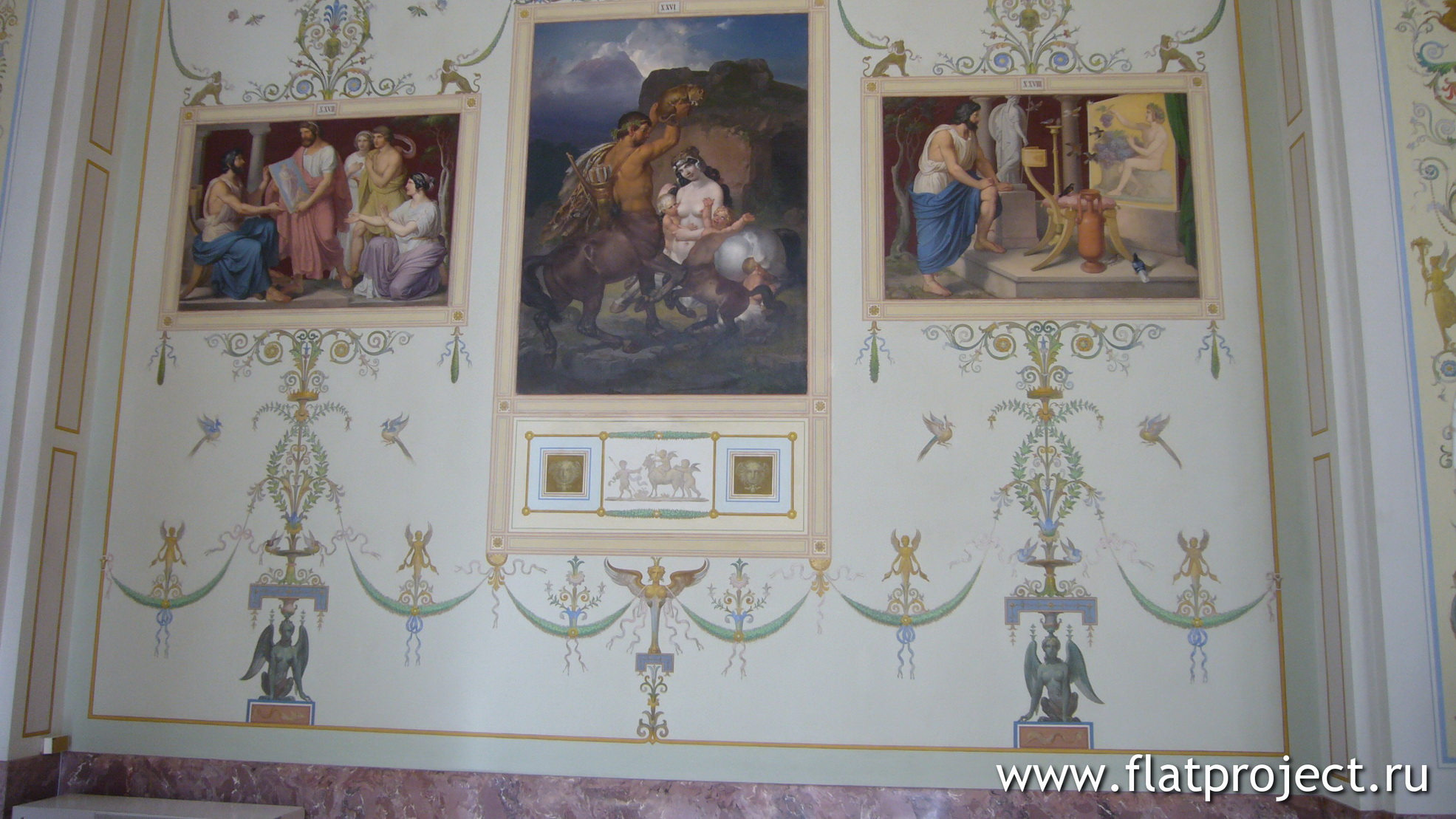 The State Hermitage museum interiors – photo 237