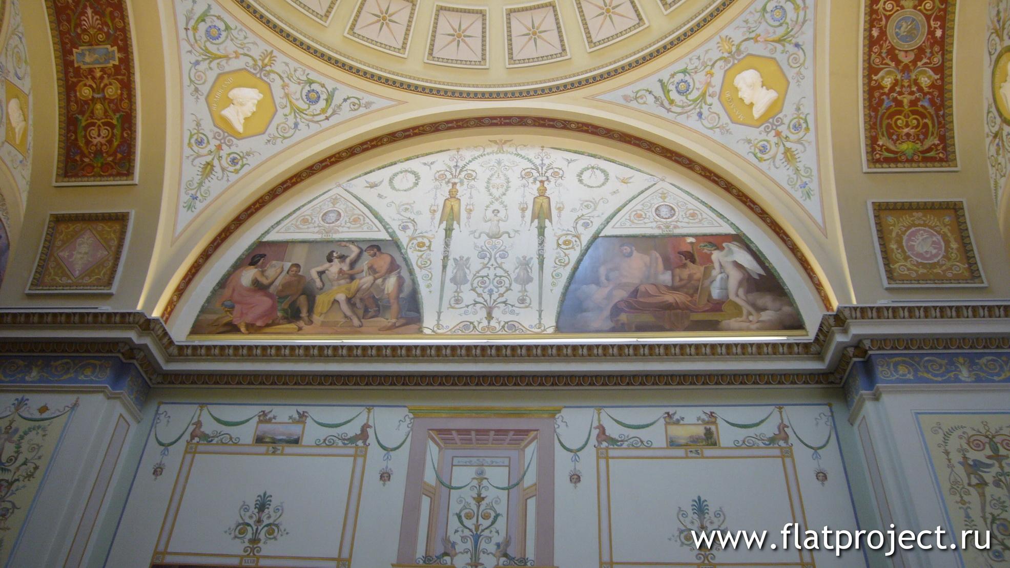 The State Hermitage museum interiors – photo 236