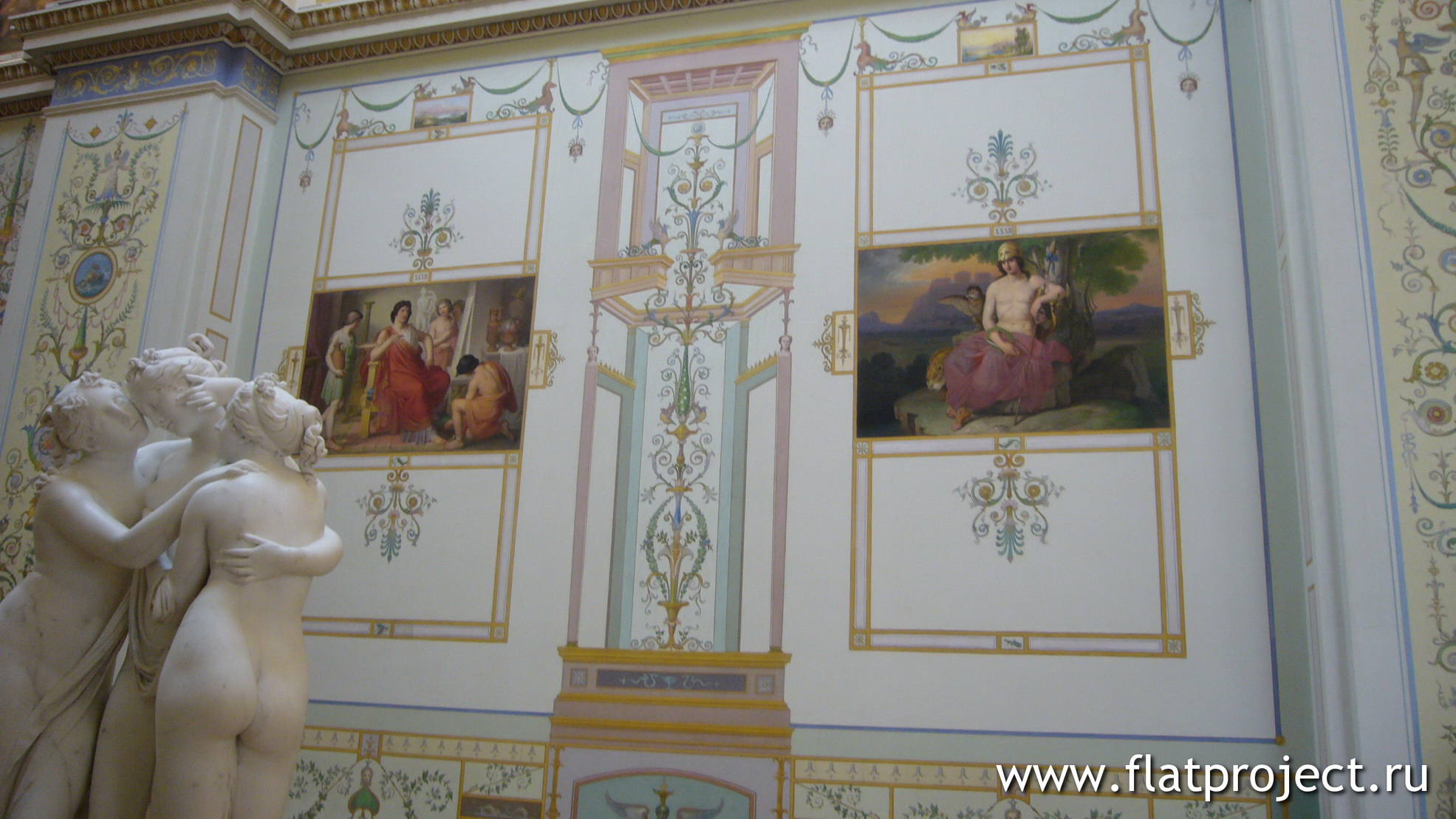 The State Hermitage museum interiors – photo 235