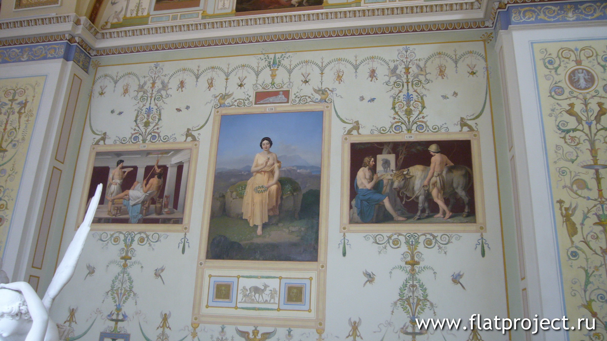The State Hermitage museum interiors – photo 233