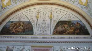Декор интерьеров Эрмитажа — фото 231
