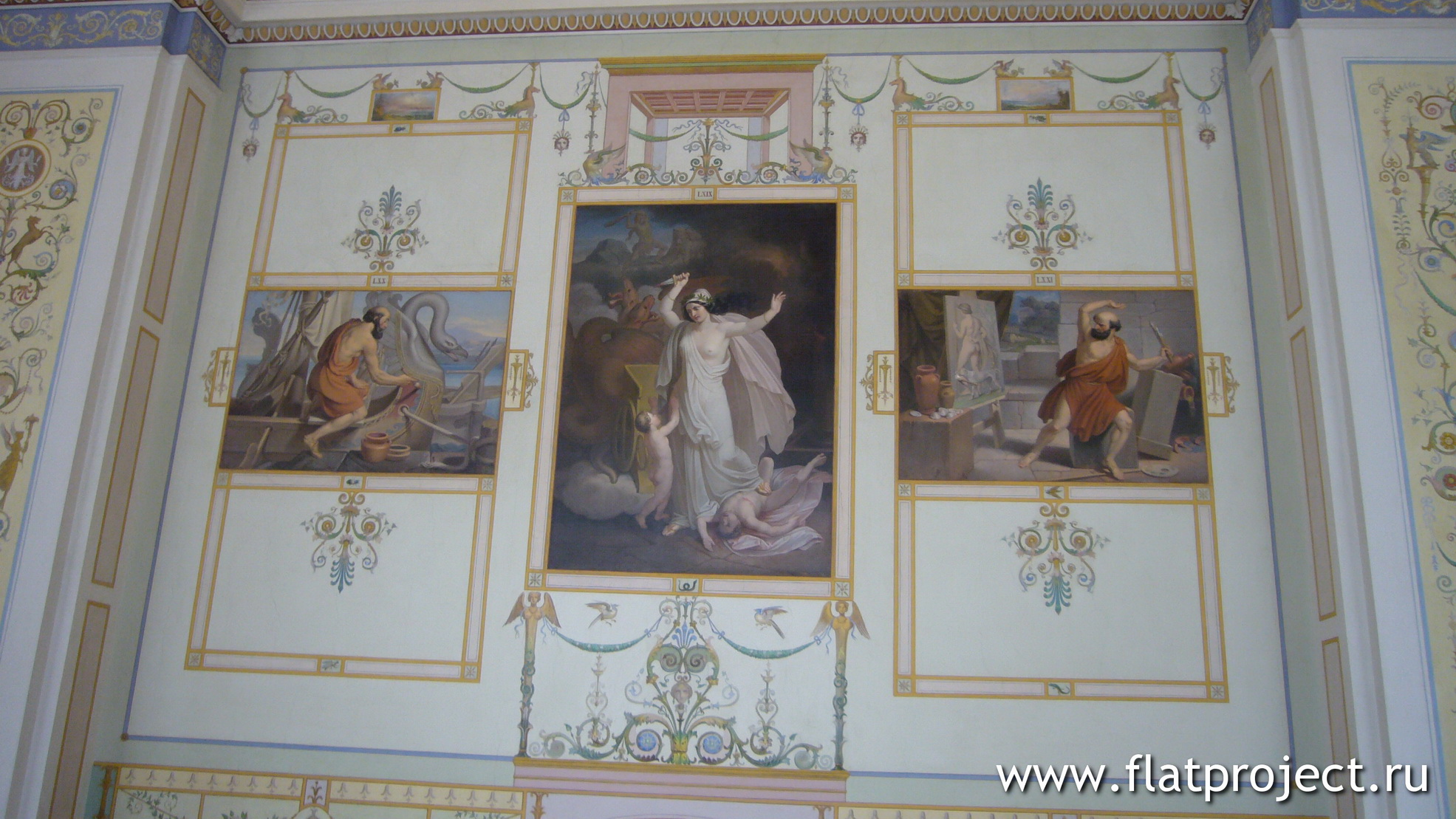 The State Hermitage museum interiors – photo 230