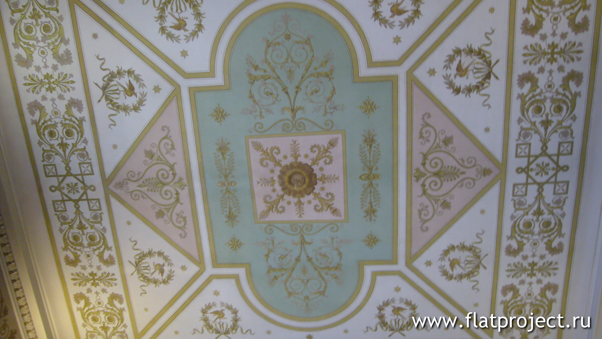 The State Hermitage museum interiors – photo 223