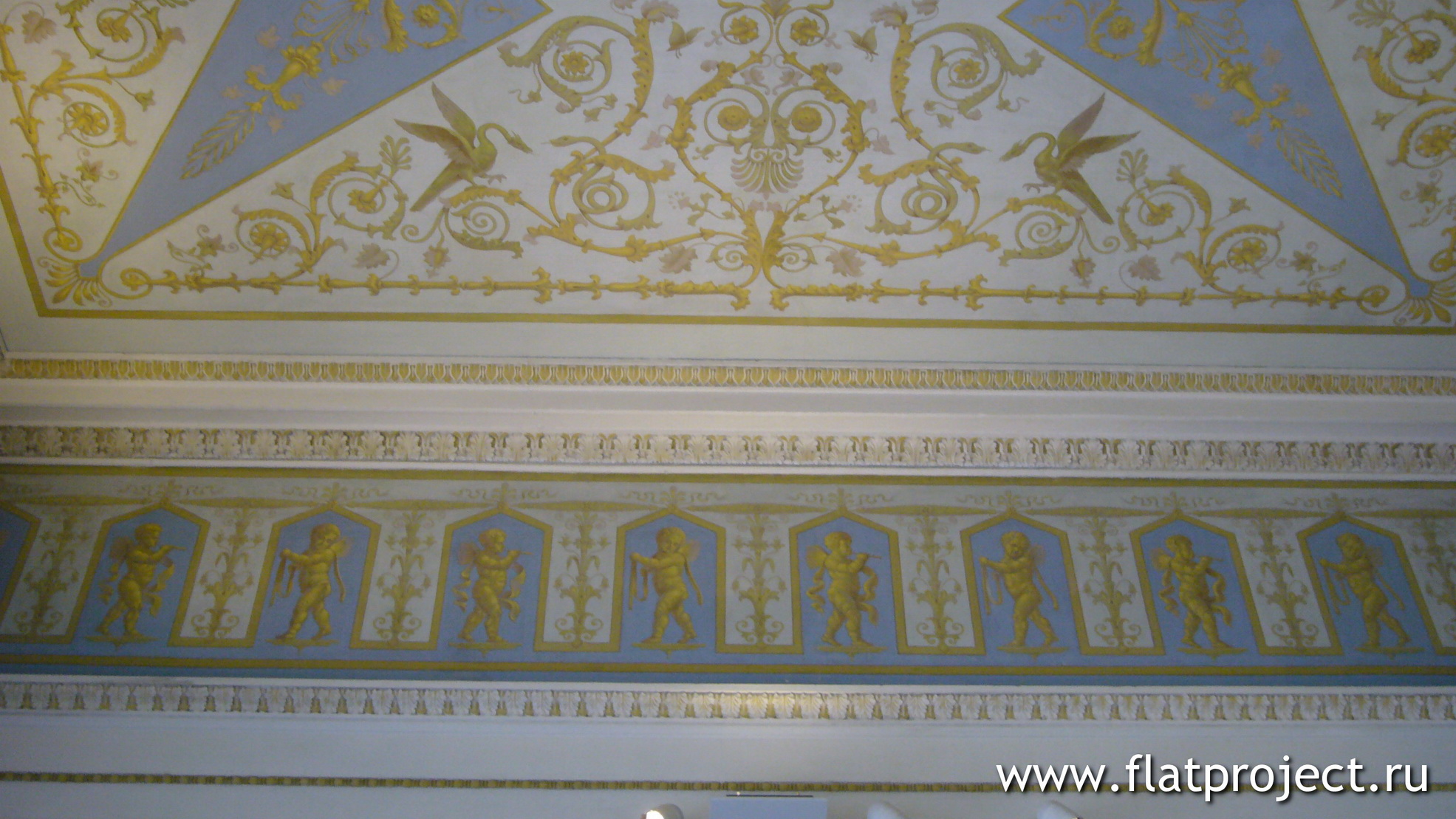 The State Hermitage museum interiors – photo 218