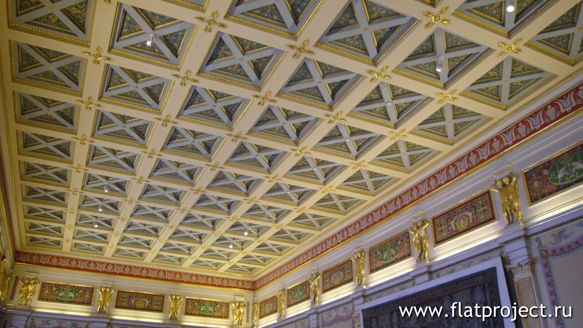The State Hermitage museum interiors – photo 212