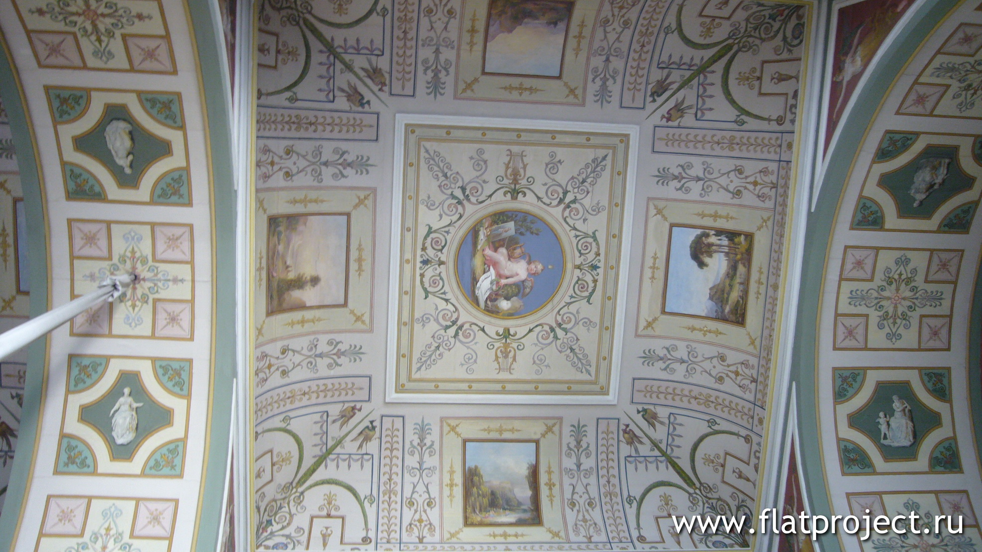 The State Hermitage museum interiors – photo 208