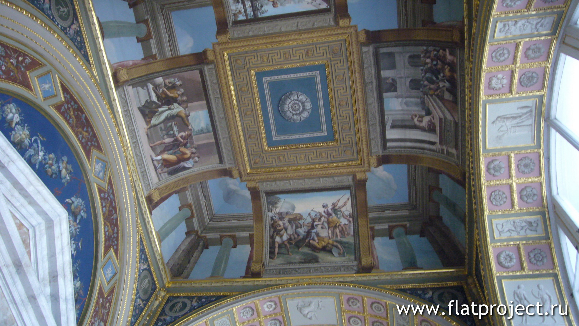 The State Hermitage museum interiors – photo 139