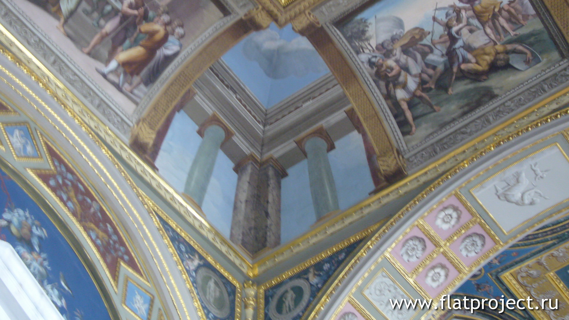 The State Hermitage museum interiors – photo 138