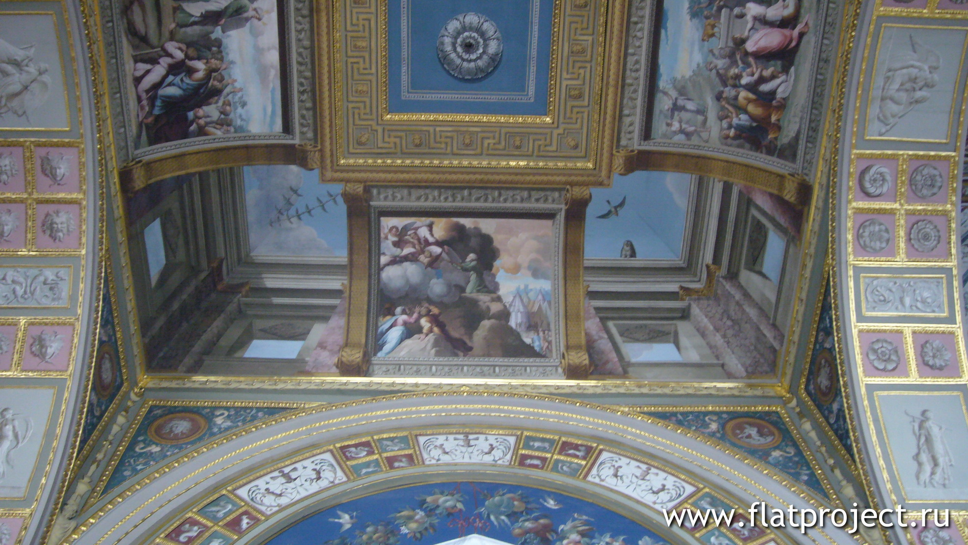 The State Hermitage museum interiors – photo 131
