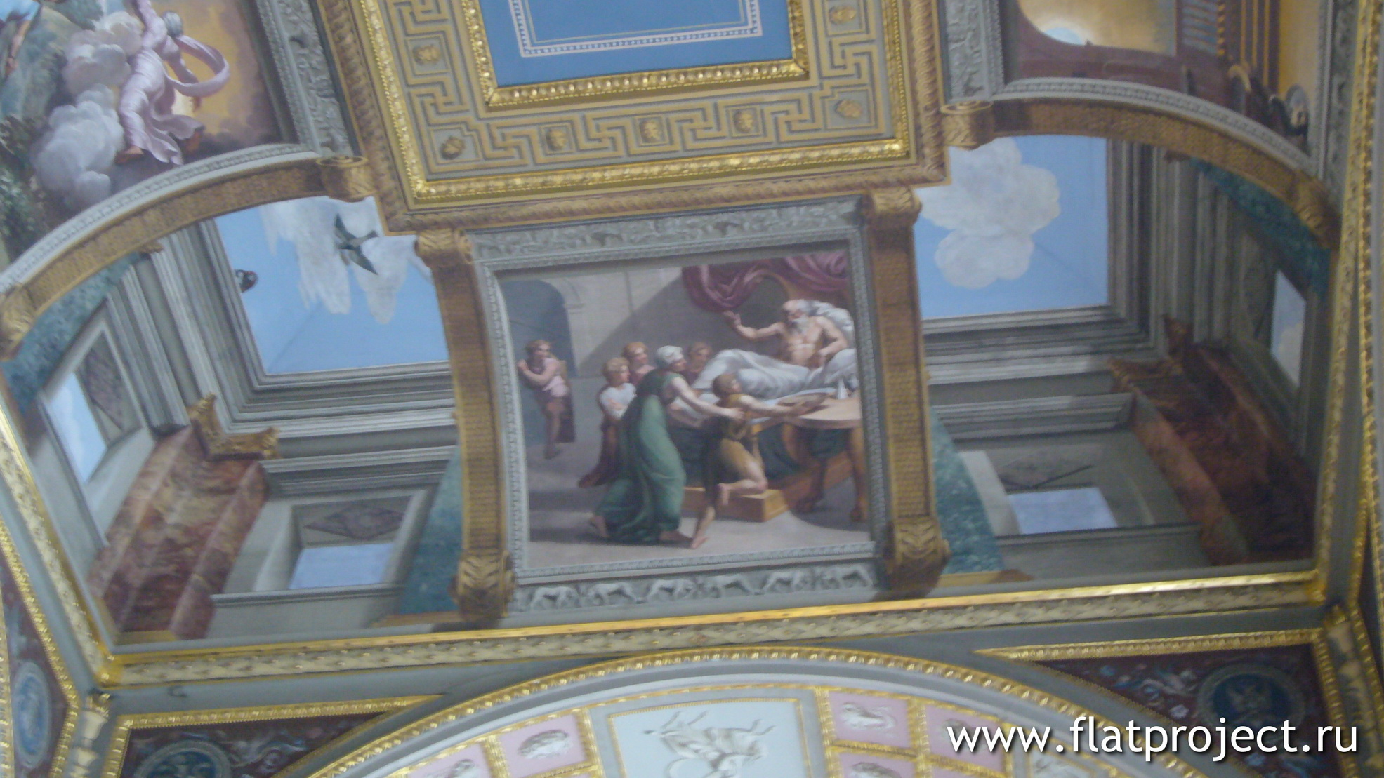 The State Hermitage museum interiors – photo 128