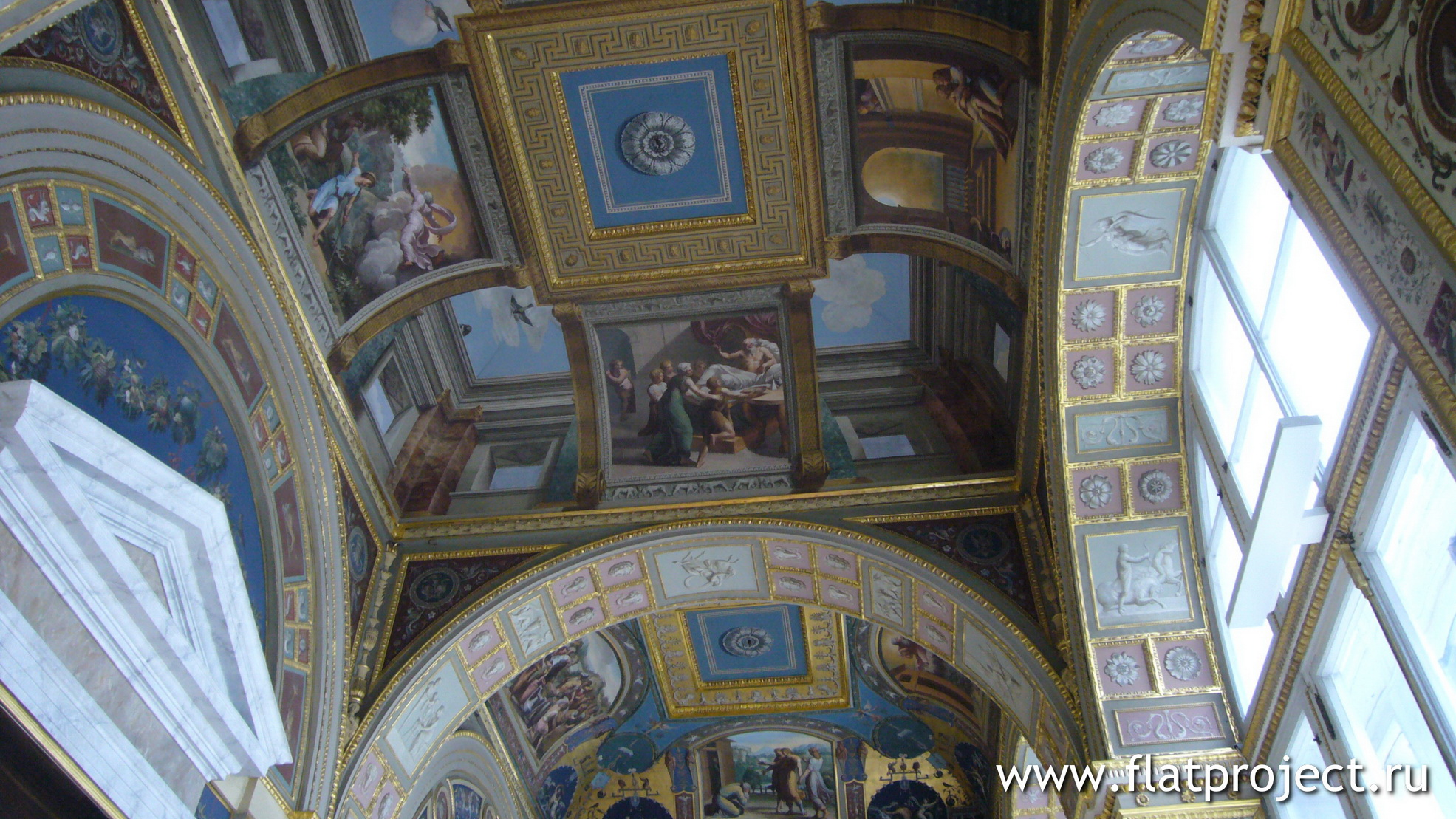 The State Hermitage museum interiors – photo 127