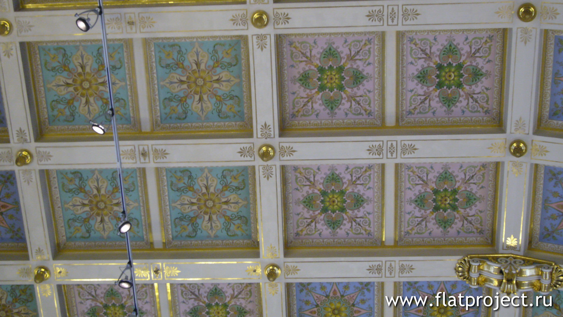 The State Hermitage museum interiors – photo 122