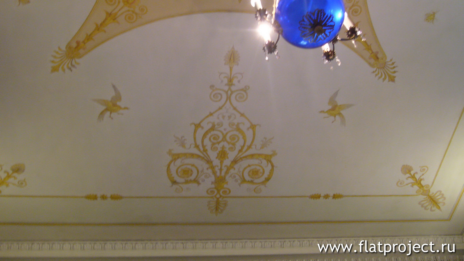 The State Hermitage museum interiors – photo 120