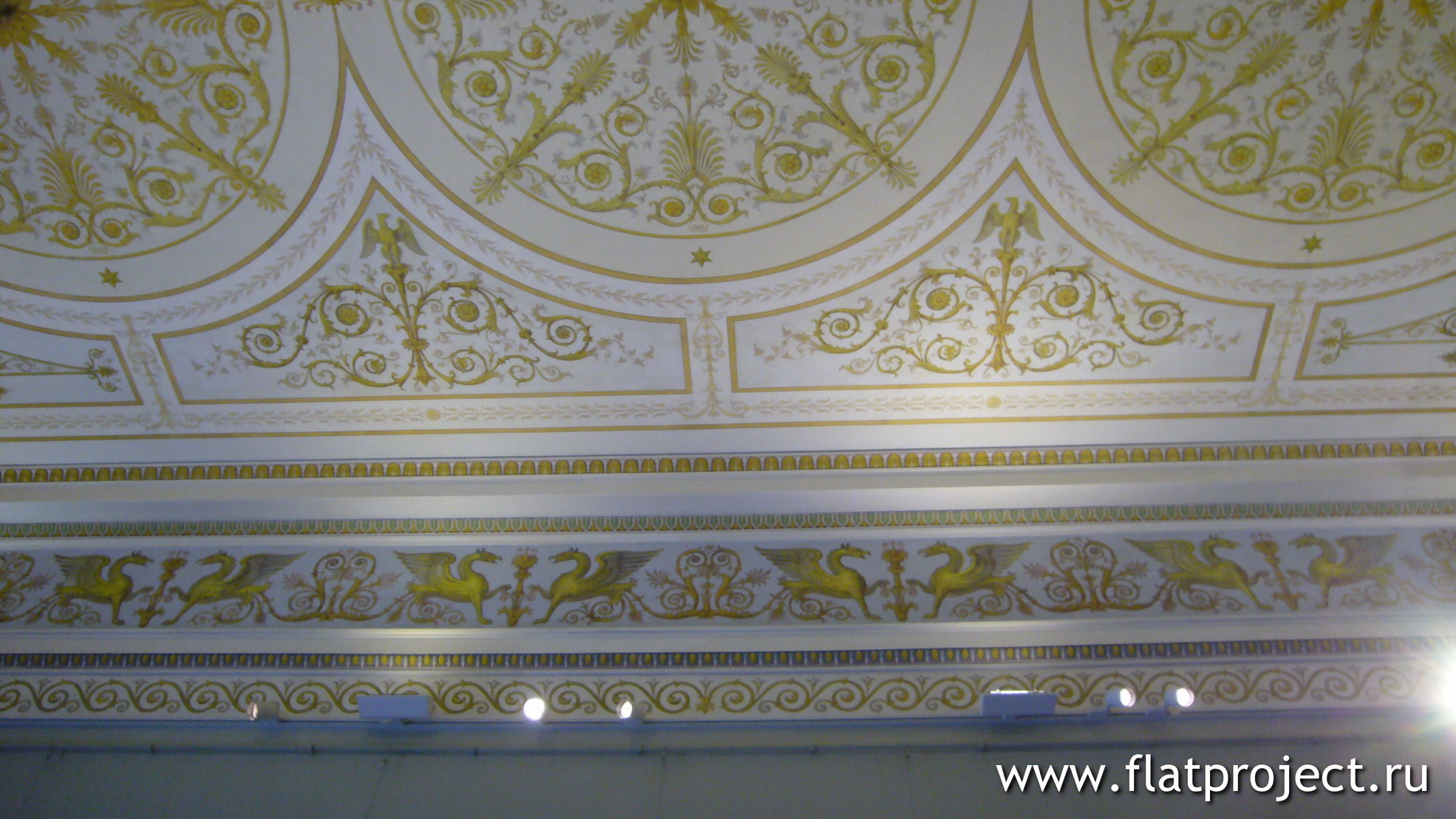 The State Hermitage museum interiors – photo 111