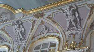Декор интерьеров Эрмитажа — фото 95