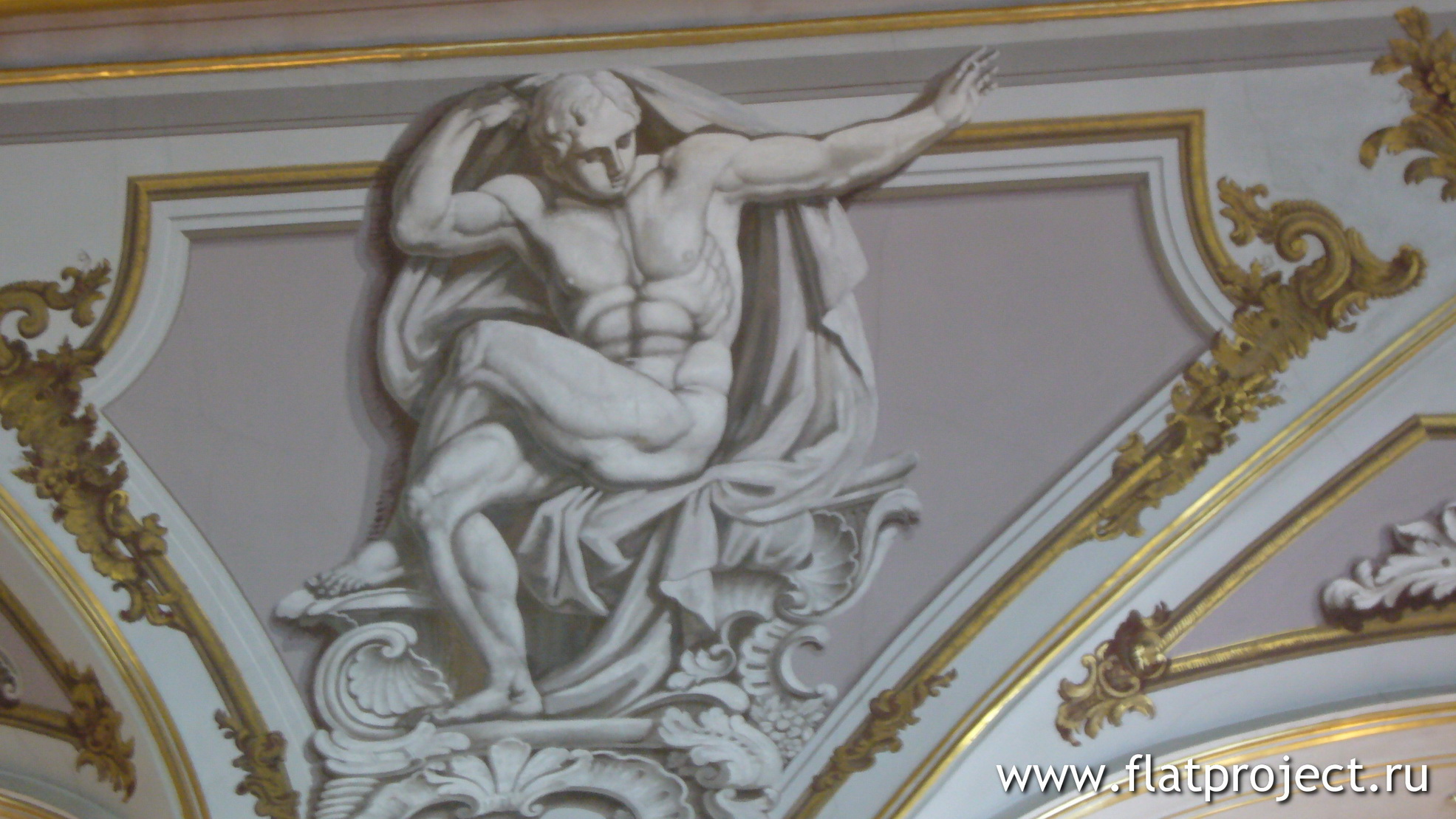 The State Hermitage museum interiors – photo 93