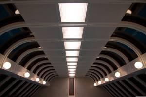 Изогнутый потолок — фото 2