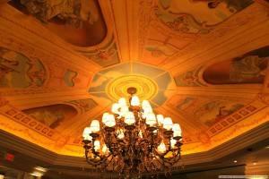 Роспись потолка — фото 310
