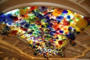 Потолок от Дейла Чихули — фото 1