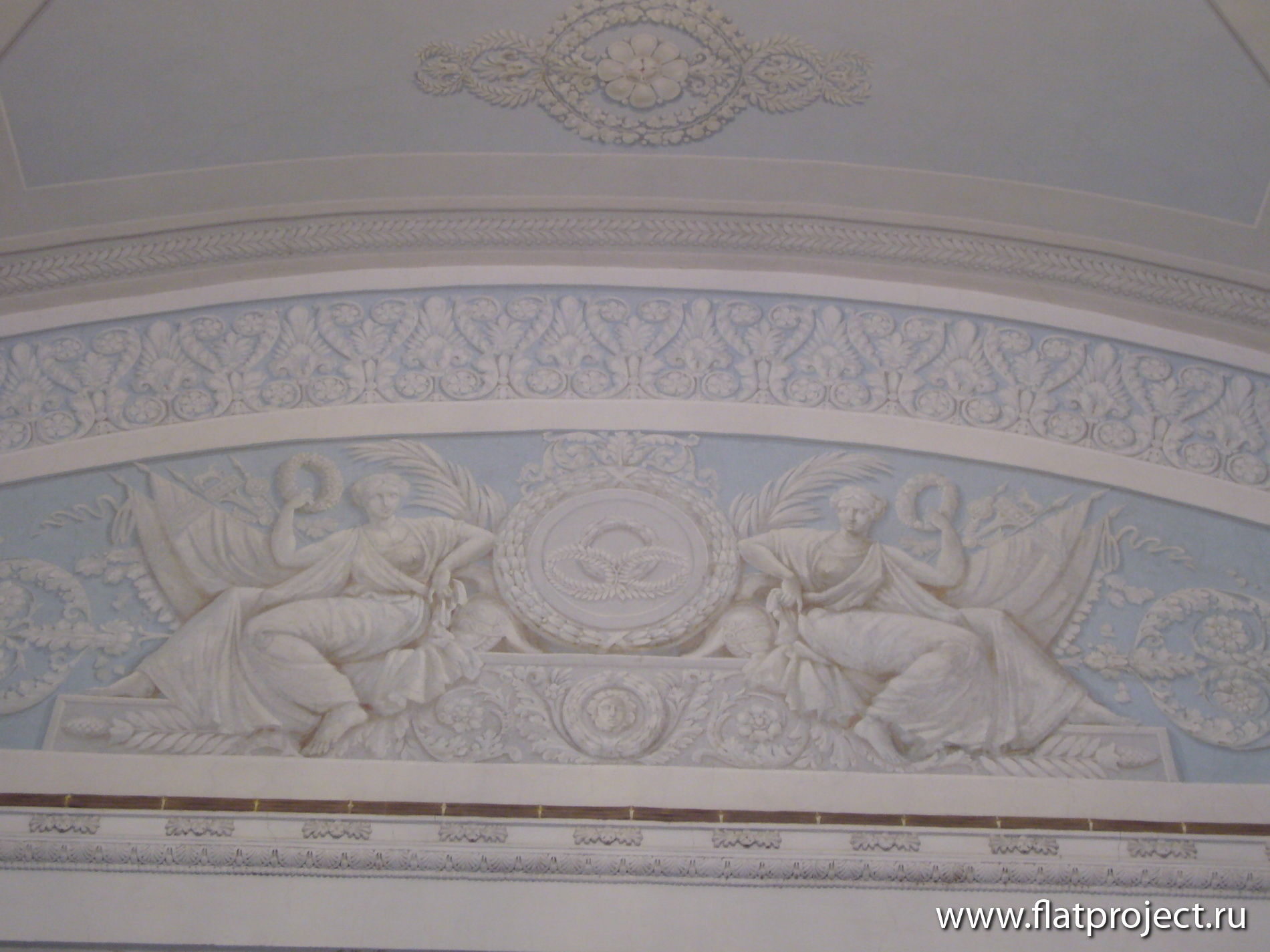 The State Russian museum interiors – photo 139