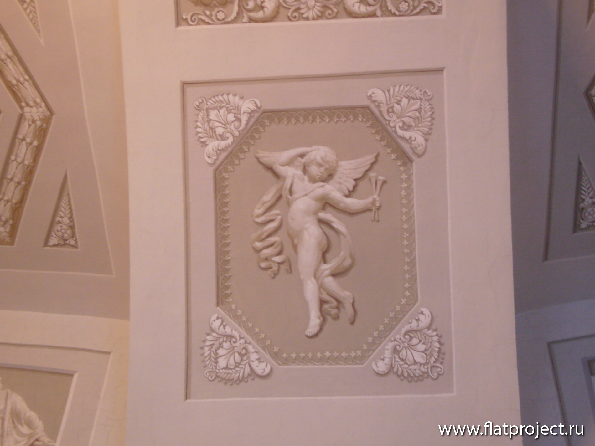 The State Russian museum interiors – photo 137