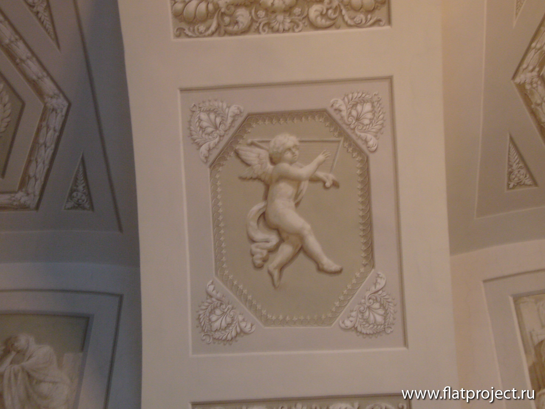 The State Russian museum interiors – photo 136