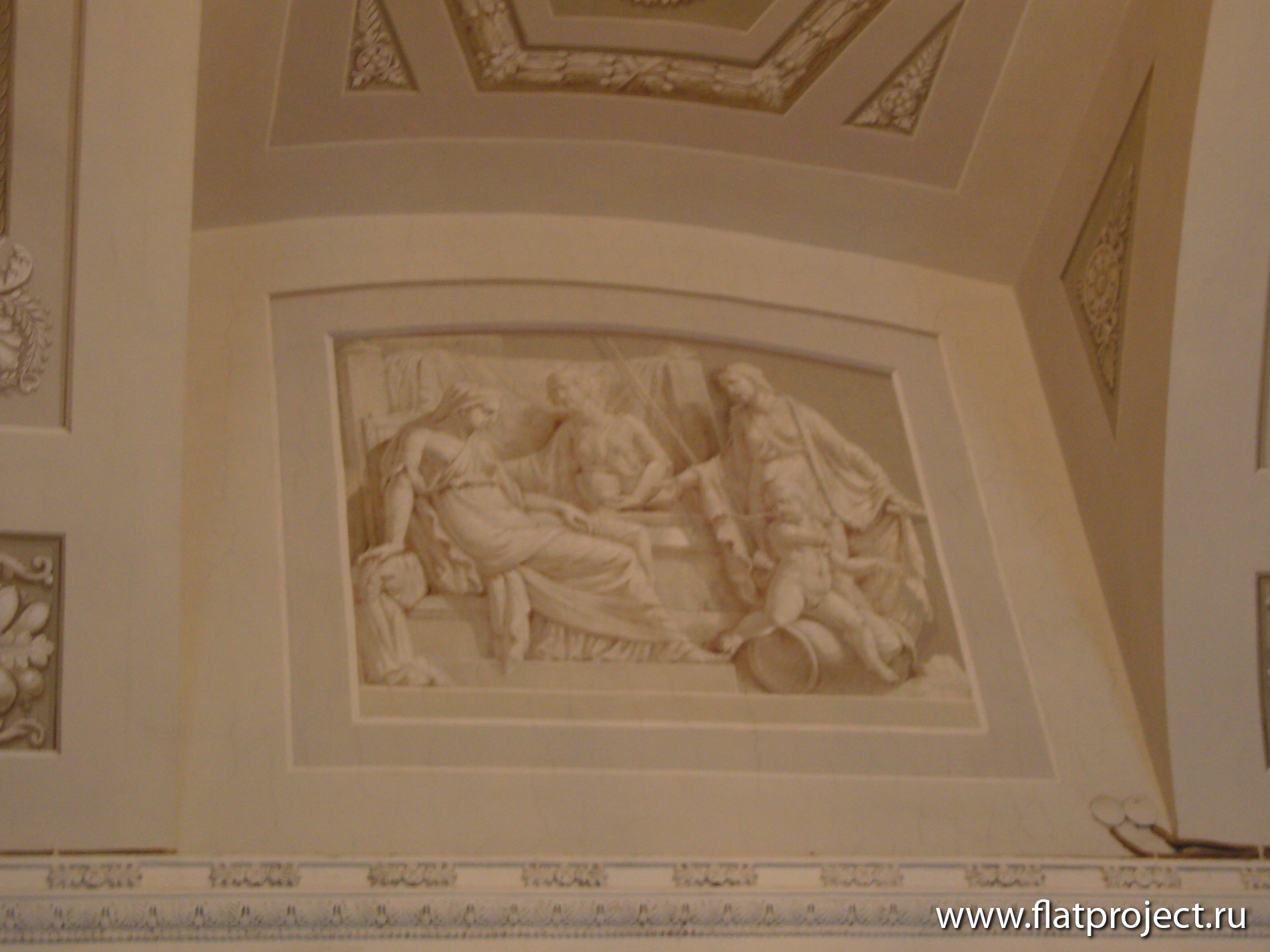 The State Russian museum interiors – photo 135