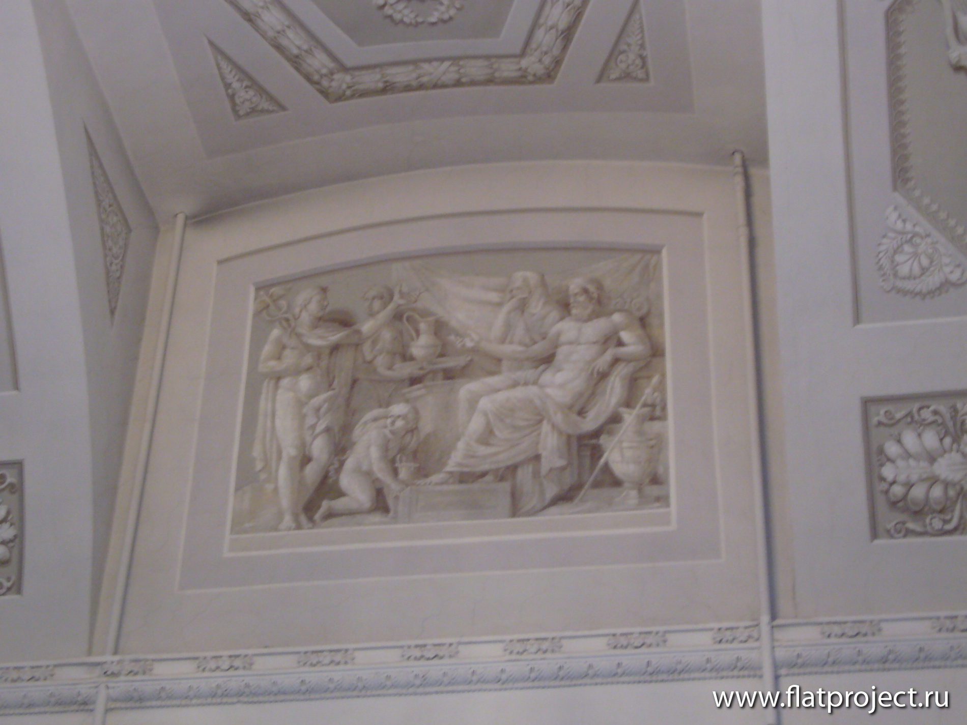 The State Russian museum interiors – photo 132