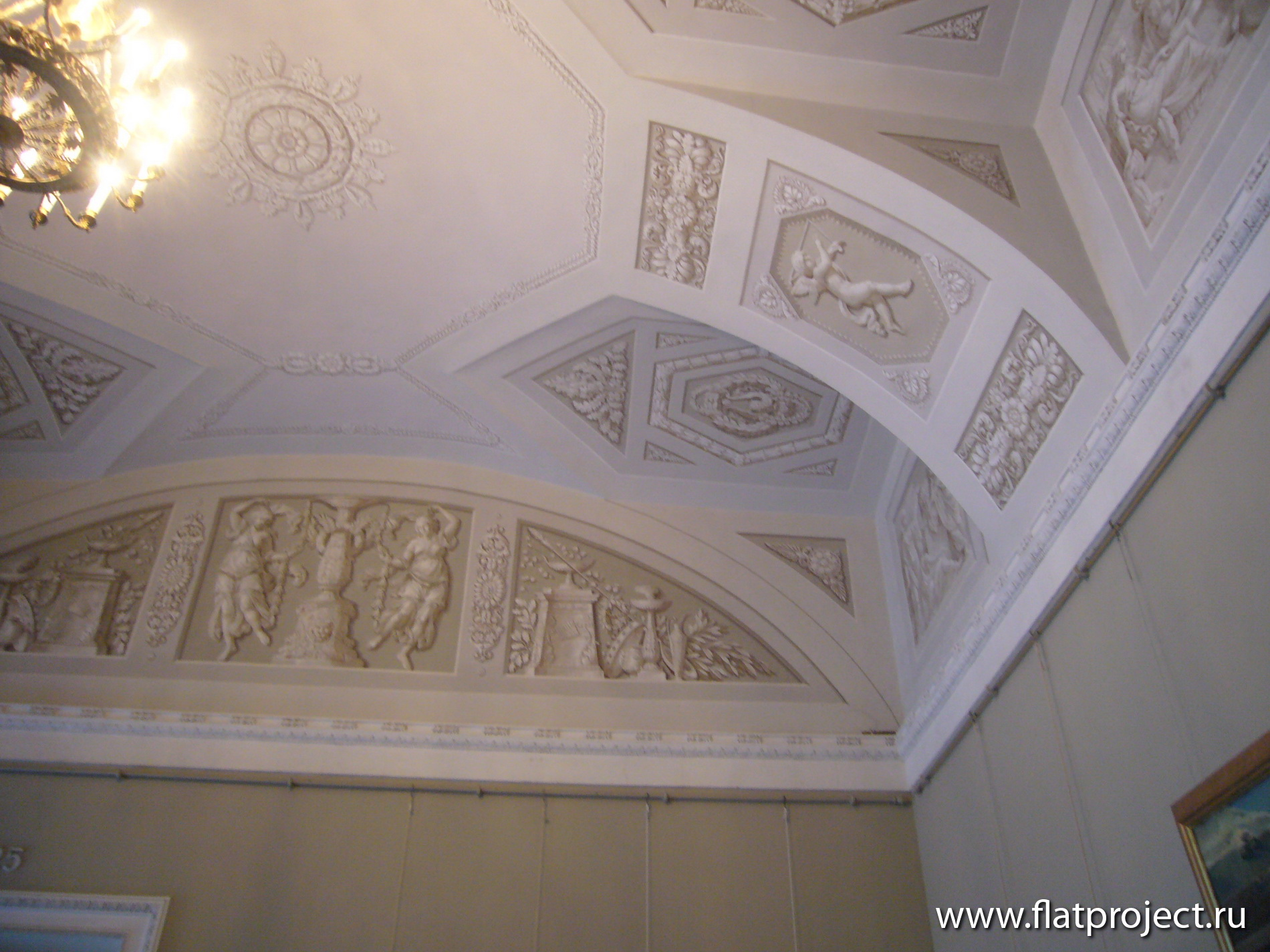 The State Russian museum interiors – photo 130