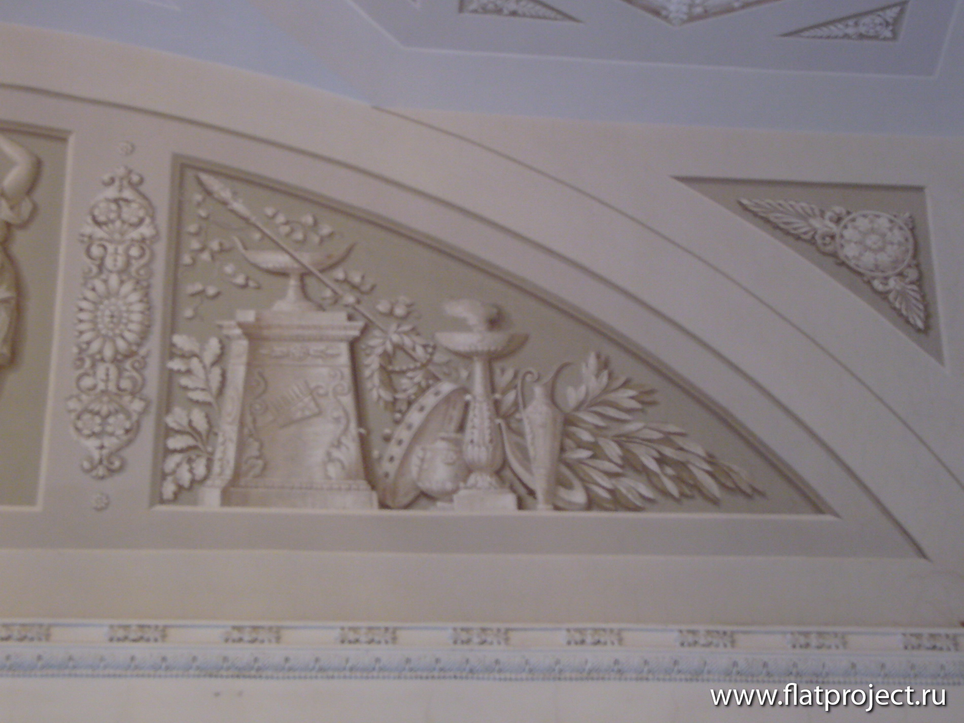 The State Russian museum interiors – photo 129