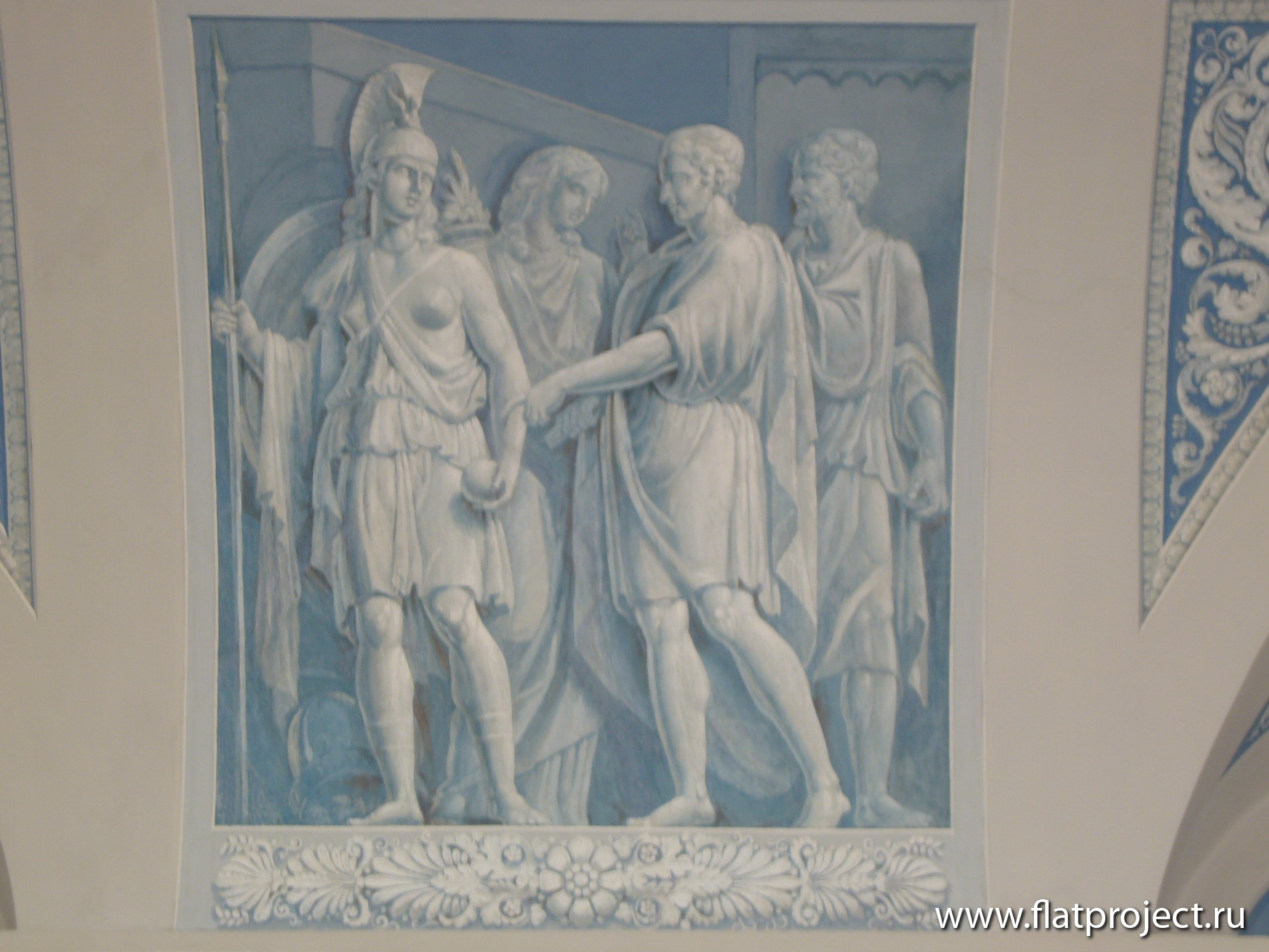 The State Russian museum interiors – photo 123