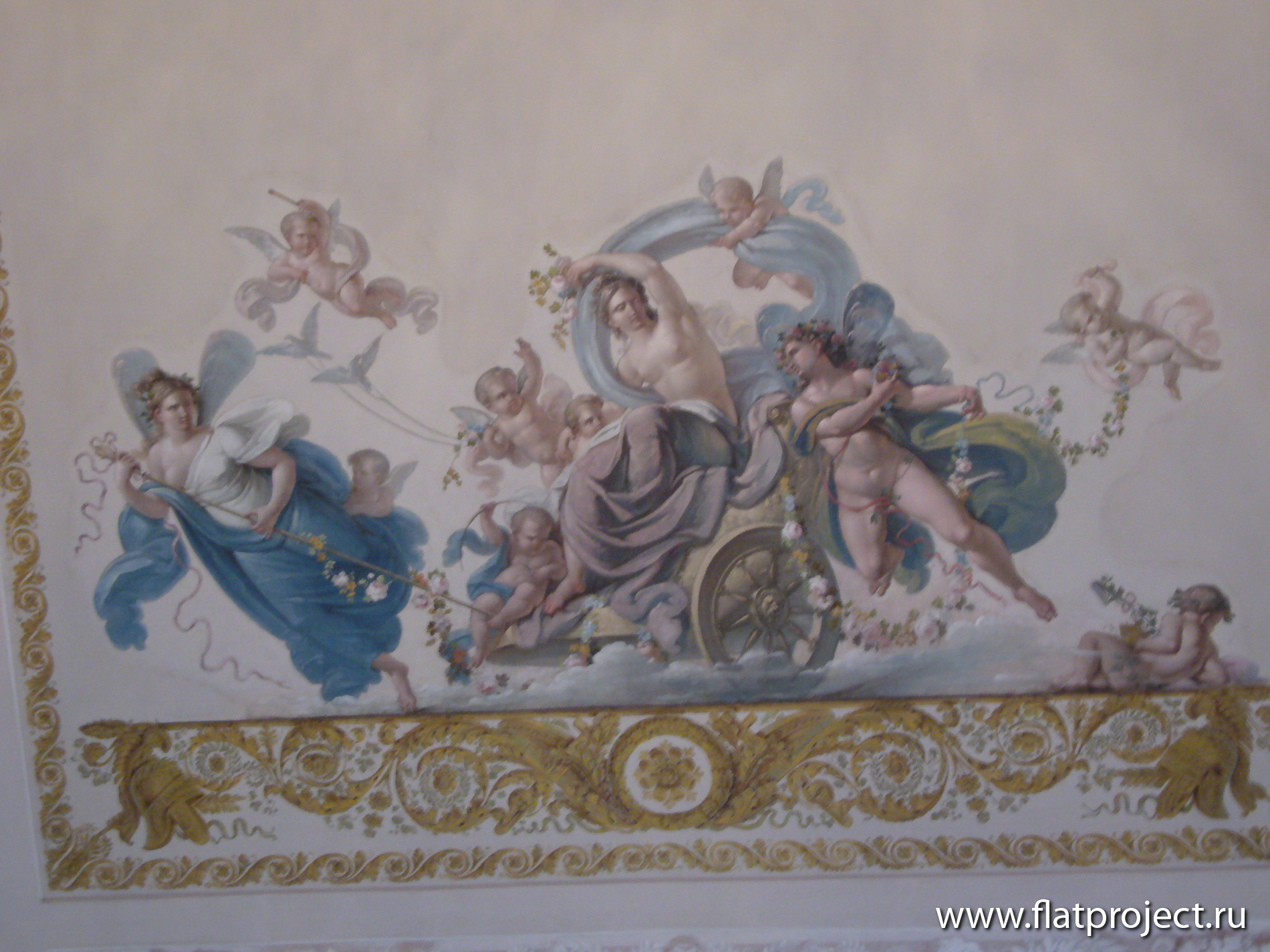 The State Russian museum interiors – photo 118
