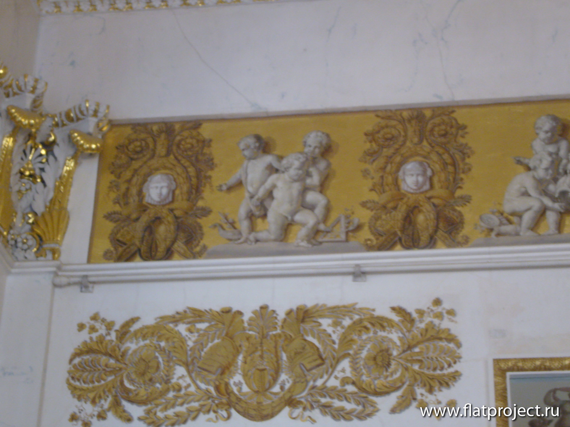 The State Russian museum interiors – photo 115