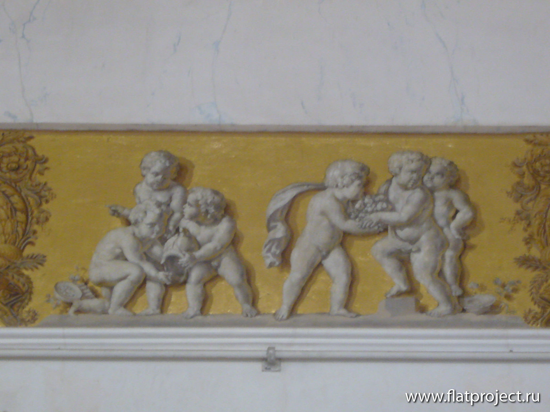 The State Russian museum interiors – photo 114