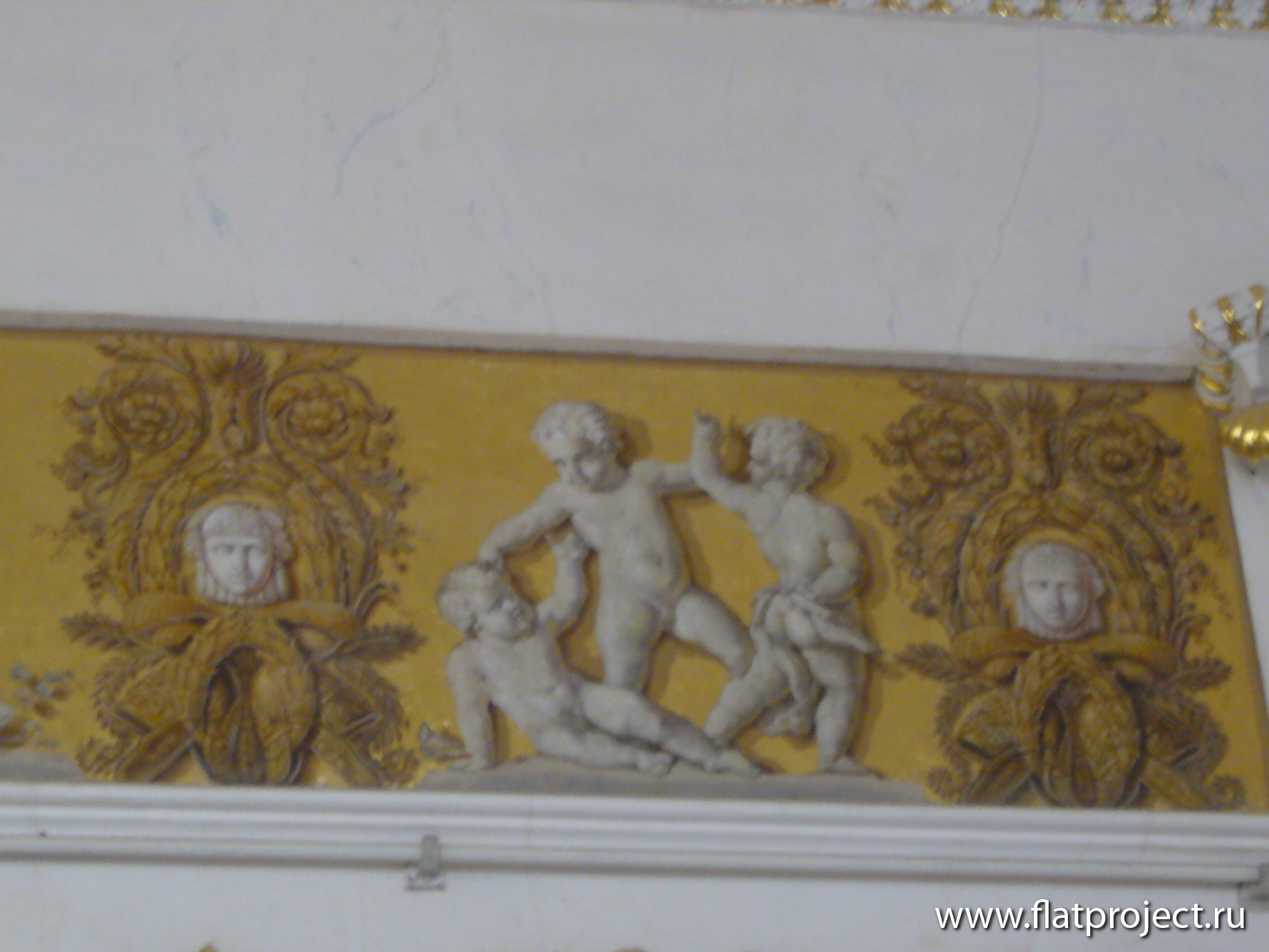 The State Russian museum interiors – photo 113