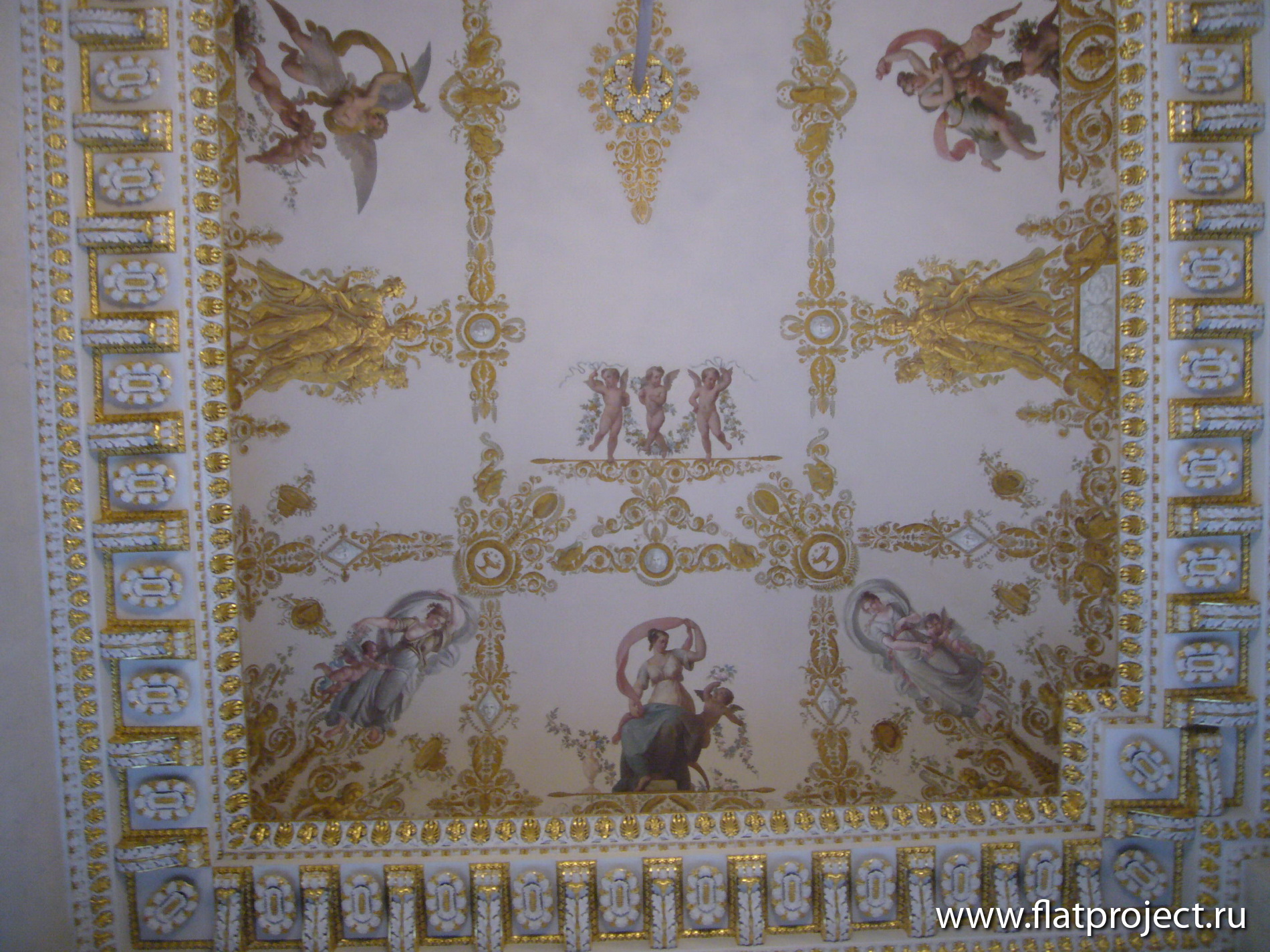 The State Russian museum interiors – photo 111