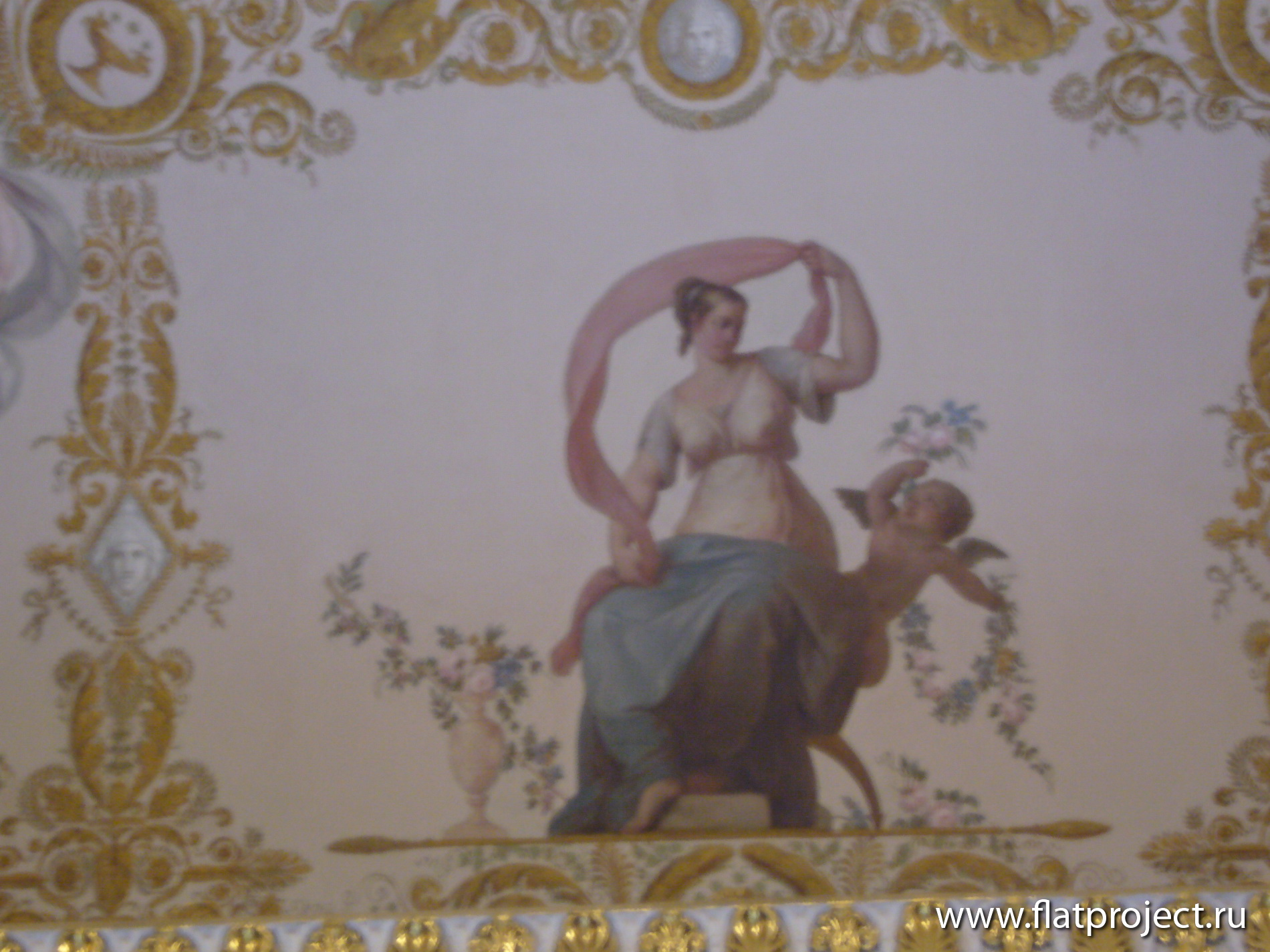 The State Russian museum interiors – photo 108